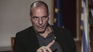Greek Finance Minister Yanis Varoufakis: We'll Do Everything to Stay in Euro Zone