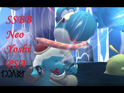 Super Smash Bros Brawl Neo New Another Yoshi PSA / Hack / Mod