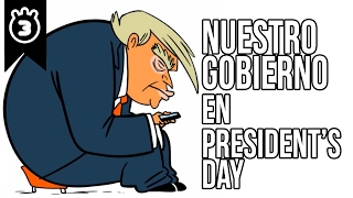 De la Nada - Presidents Day