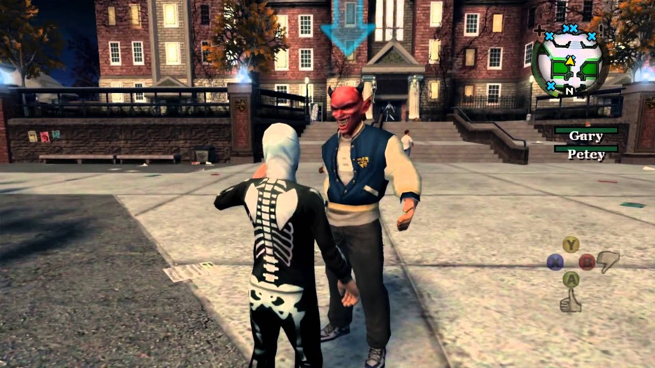Free Hd Live Wallpapers For Pc Bully Scholarship Edition Pc Walkthrough Halloween