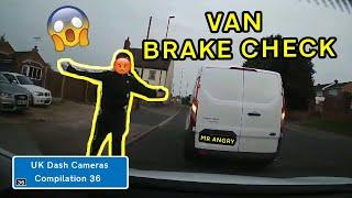 UK Dash Cameras - Compilation 36 - 2020 Bad Drivers, Crashes + Close Calls