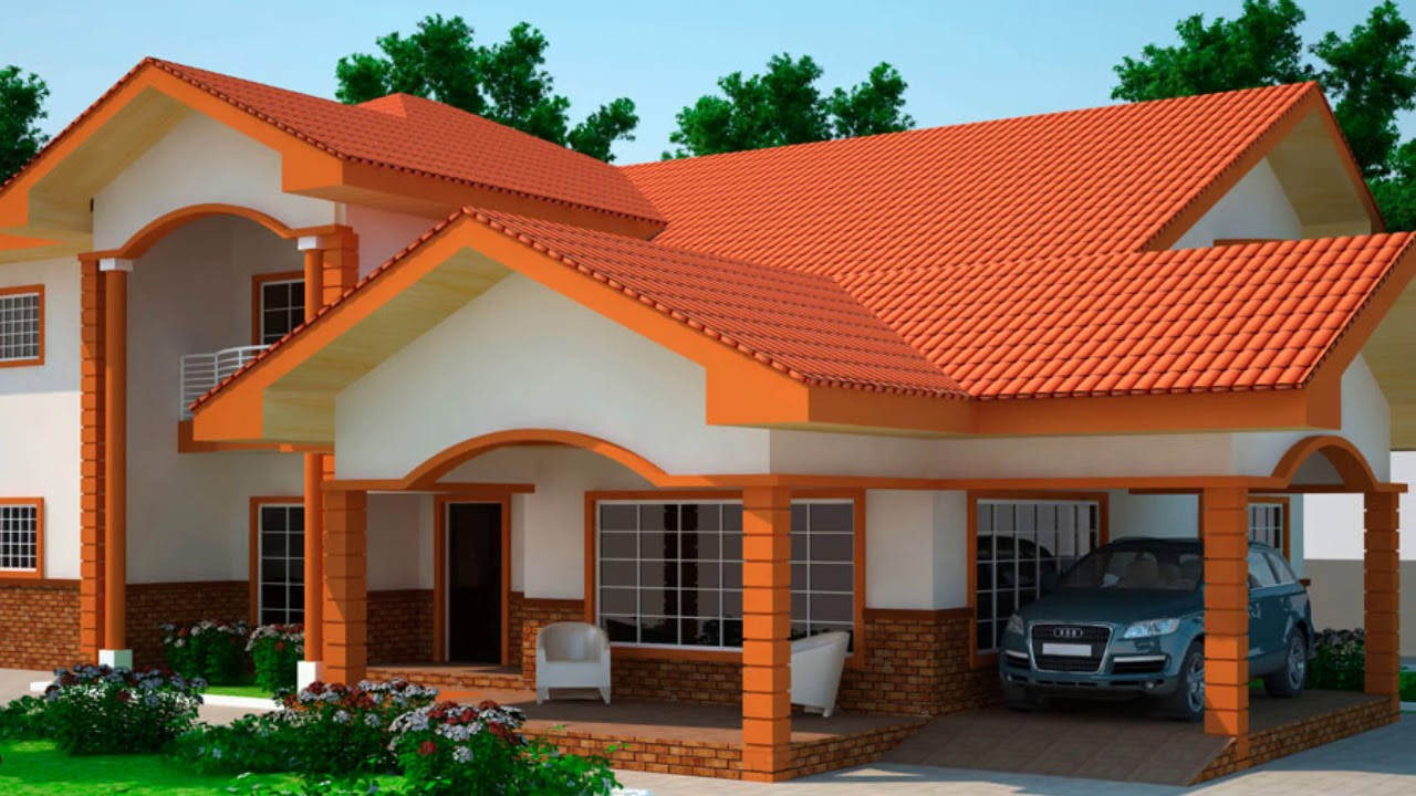 5 Bedroom House Plans Designs Youtube