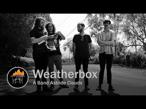"Weatherbox - New Song ""A Band Astride Clouds"""