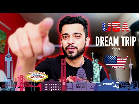 Trip to the USA 2017 !! Travel with Me | In Detail ~ Tips, Budget, Destinations