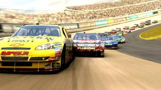 Nascar the Game 2011 intro