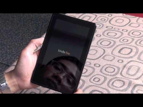 Tinhte.vn - Trên tay Kindle Fire