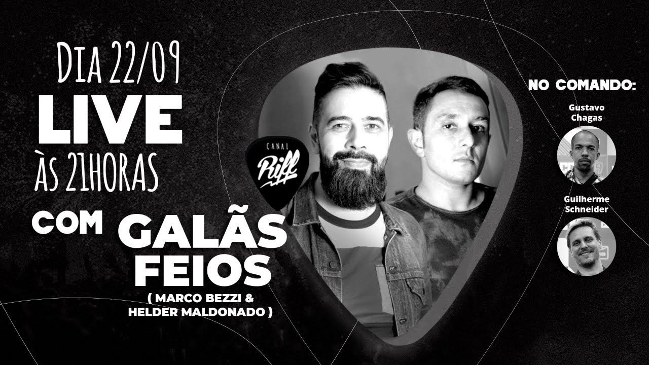 Galãs Feios + RIFFCAST