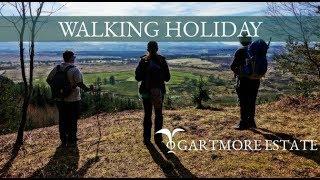 Scotland's Best Hiking | Gartmore Estate Walking Holiday