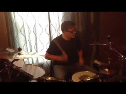Drum freestyle by Jonathan Adams