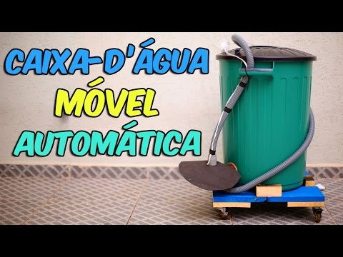 Como fazer um reservatório de água automático