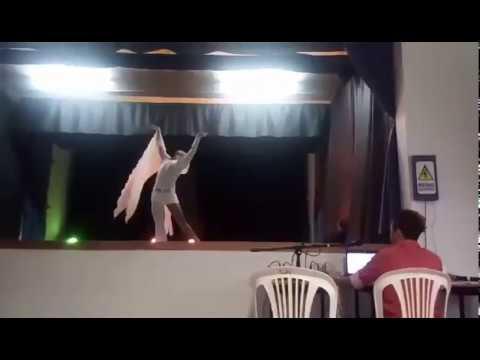 Angel Sosa BellyDance - Solista : Romántico Oriental 1° parte