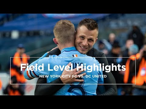 Field Level Highlights | New York City FC vs. DC United | March 10, 2019