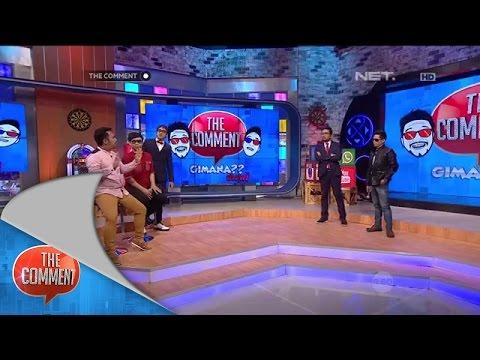 Gimana Show The Comment - Ariel Noah, Rian D'Masiv, Iwan Fals