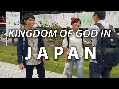 Kingdom of God in Japan - back to the early church!