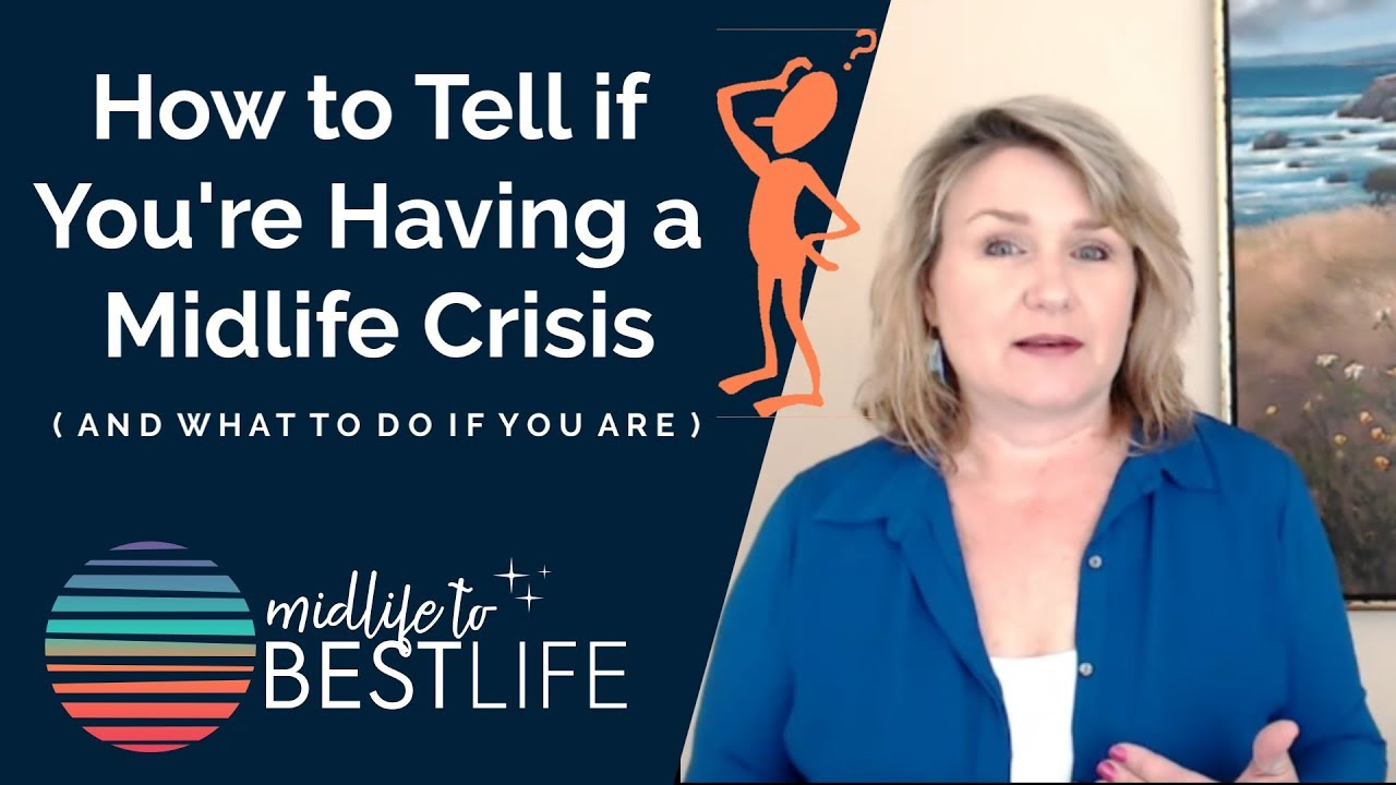How to Tell if Youre Having a Midlife Crisis (7 Signs