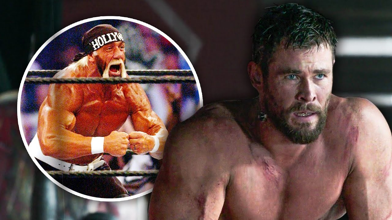 Chris Hemsworth Will Be TWICE The Size Of Thor To Play Hulk Hogan!?