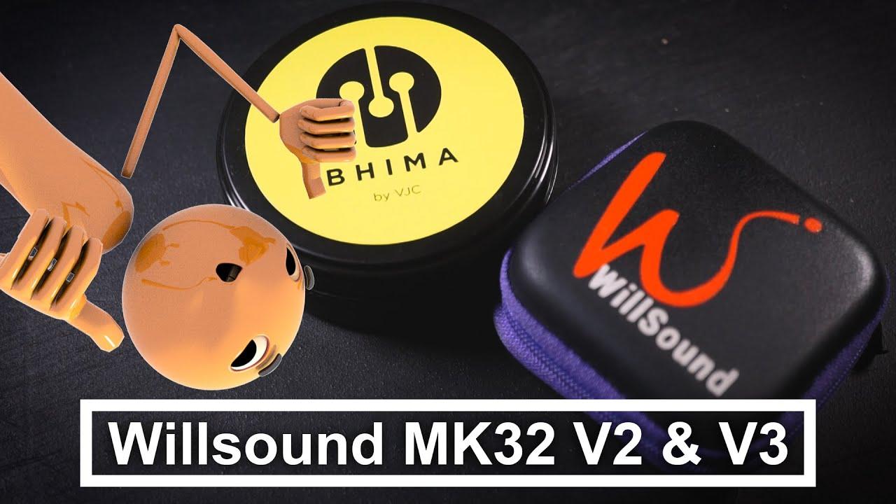 Review Willsound MK32 V3 & V2 Indonesia