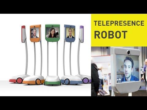 Beam Pro the telepresence robot | #CES2015