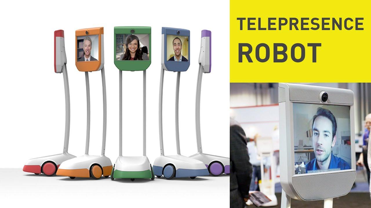 Beam Pro The Telepresence Robot Ces2015 Youtube
