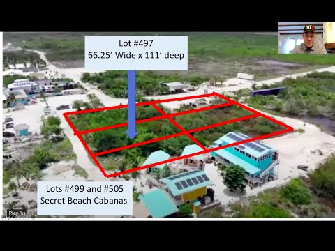 New Deals at Secret Beach and some Exciting Belize Updates (don't miss this video)