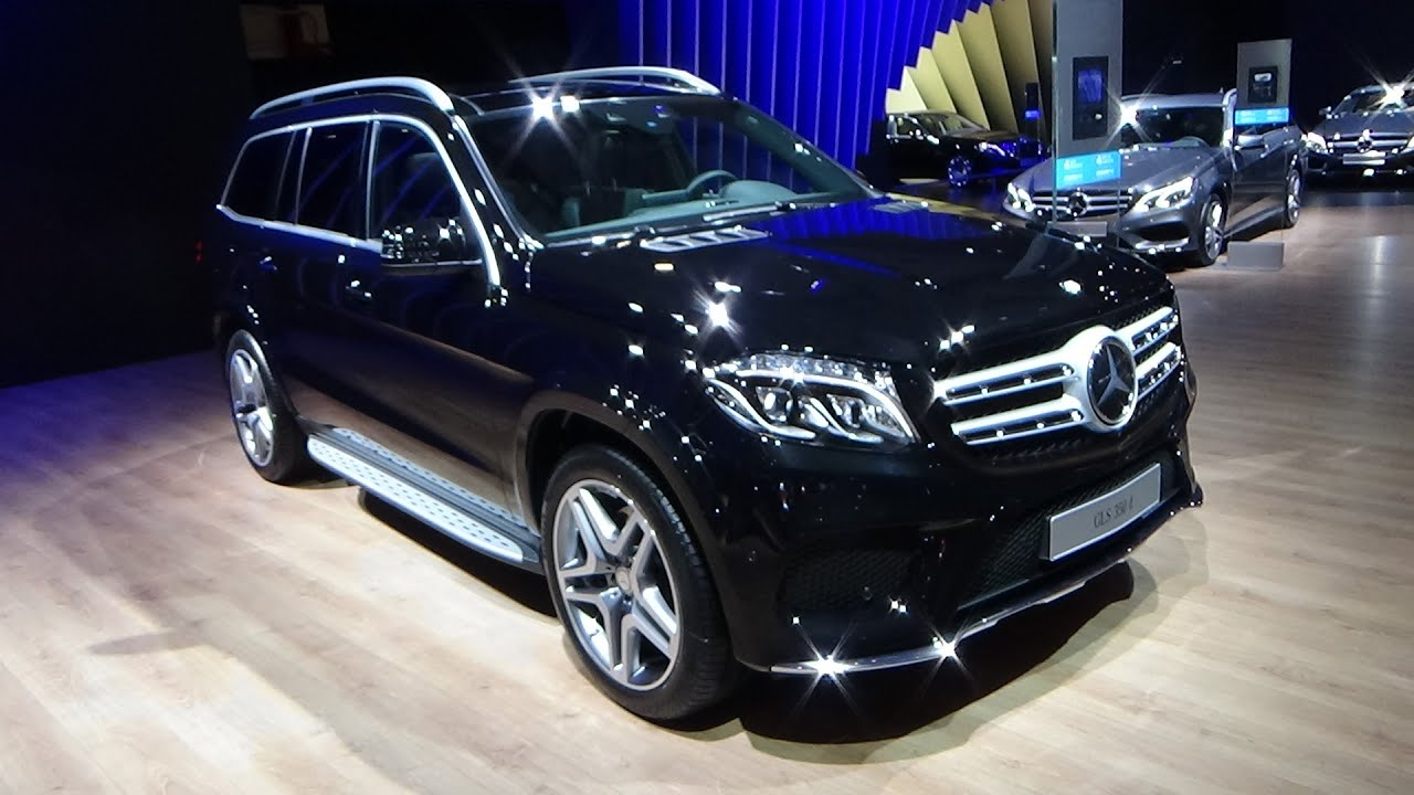 2016 mercedes benz gls 350d 4matic exterior and for 2017 mercedes benz gls350d 4matic