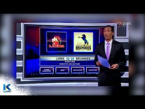 KN Verslag: Voorval met Ashwin Willemse maak opslae