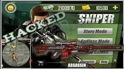 Modern Sniper apk How to Get Earn money Game Cheat Android