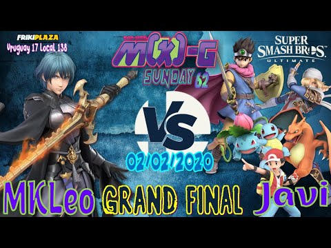 MKLeo (Byleth) Vs Javi (Pokemon Trainer, Sheik, Hero) Grand Final MKSunday 62