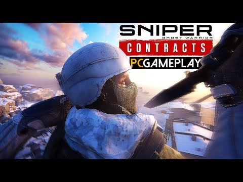 Sniper Ghost Warrior Contracts Gameplay (PC HD)