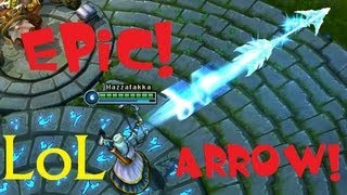 Repeat youtube video Most Epic Ashe Arrow Montage - Top 6