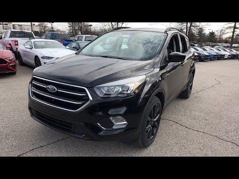 2018 Ford Escape Louisville, Lexington, Elizabethtown, KY New Albany, IN Jeffersonville, IN 37536