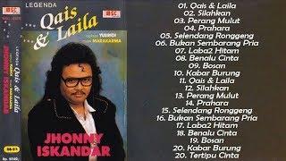 JHONNY ISKANDAR FULL ALBUM - Lagu Dangdut Lama Terpopuler