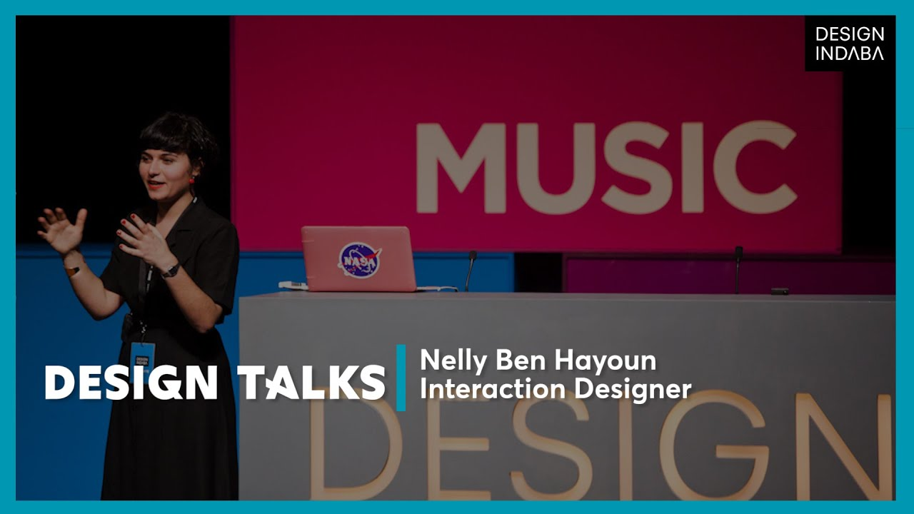 Nelly Ben Hayoun: Design is all about passion and ambition