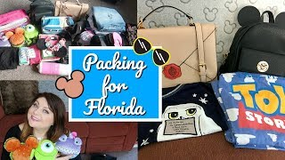 Packing for Disney World and Universal Orlando | Disney in Detail