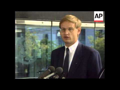 USA: US TO PRESS AHEAD WITH BOSNIA PEACE PLAN