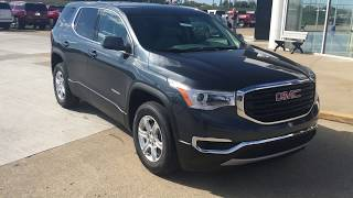 2019 GMC Acadia Walkaround/Overview - (T78019)