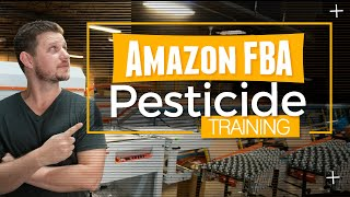 Amazon Pesticide Training Approval and Vendor Negotiation | 🔥The FBA Machine