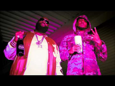 The Game feat Rick Ross - Heavy Artillery (screwed)