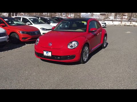 2016 Volkswagen Beetle Coupe Yorktown, Putnam County, Westchester, Dutchess County, Orange County, C