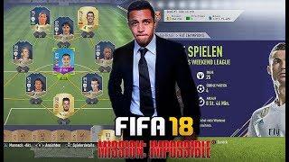 MISSION IMPOSSIBLE MIT FUT SWAP ALEXIS SANCHEZ!! 😱😲 FIFA 18 RTG#152