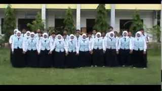 PADUAN SUARA SMPN 29 SURABAYA   INDONESIA SUBUR