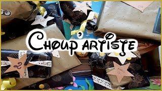 Choup'artiste - Beaucoup d'émotions dans ce courrier ♥