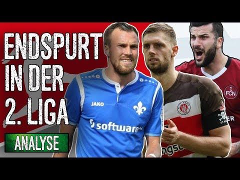So spannend ist die 2. Bundesliga! |Analyse