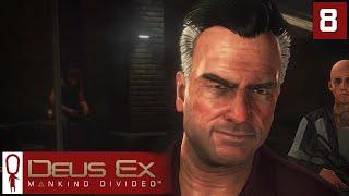 Deus Ex Mankind Divided Gameplay Part 8 - Otar Botkoveli CASIE- Lets Play [Stealth Pacifist PC]