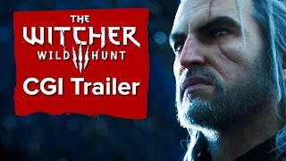 The Witcher 3: Wild Hunt - A night to remember (CGI Trailer)