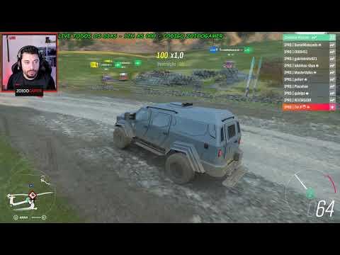 ARREMESSO SEM FREIO COM CARROS DE FILMES - Forza Horizon 4 - GamePlay