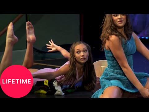 Dance Moms Ugly Dance-Off | No Moms Allowed Kickoff Special | Lifetime