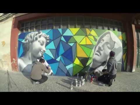 'Off the Wall' Street Art Trip