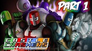 Castle Crashers Remastered Xbox One Playthrough! (Part 1) thumbnail