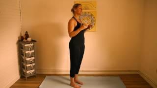 Natürlich Yoga  -  Aufrichtung und Zentrierung mit Móhini